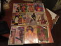 1981 Ring Magazine nice condition 12 issues full year em/nm