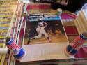1974 Hank Aaron SIGNED MacGregor near mint poster 19.5 x 26