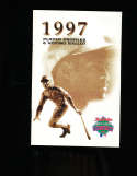True Value 1997 Roberto Clemente Man of the Year award program bx1