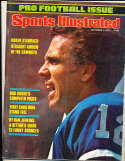 9/4 1978 Roger Staubach Cowboys no label sports Illustrated b10
