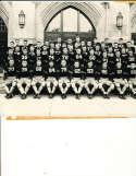 1945 Army Football Team Picture national champions 6x9 vintage