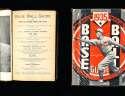 1935 Spalding Baseball Guide (only) Dizzy Dean