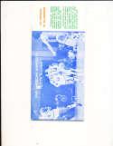 1975 Pan American University Basketball Media Guide