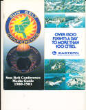 1980 Sun Belt Conference Basketball Media Guide