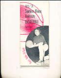 1973 Southern Illinois University Basketball Media Press Guide