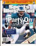 1/31 2005 Jeremiah Trotter Eagles Sports Illustrated no label bxsi05