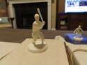 1955 Gus Zernial Athletics Robert Gould All Star Statue nm