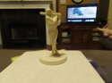 1955 Willie Mays new York Giants Robert Gould Statue all star em