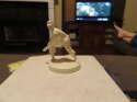 1955 Billy Pierce White Sox Robert Gould Statue all star em