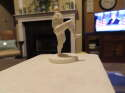 1955 Mel Parnell Robert Gould Statue all star em