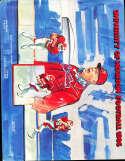 1986 University of Houston Football Media Guide bx32