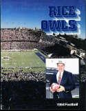 1994 Rice Football Media Guide bx32