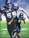 2001 BYU Football Media Guide bx32