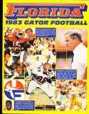 1983 Florida Football Media Guide bx32