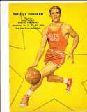 1964 West Coast Athletic Conference Basketball program bkbx24