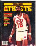 Wisconsin Athletics Bob Lanier Bucks January 1982 magazine
