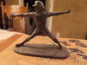 Ron Guidry Yankees 1979 Metallic Creations Pewter Figurine Statue