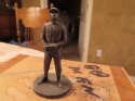 willie Mays Giants 1979 Metallic Creations Pewter Figurine Statue