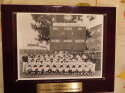 1970 USC college Baseball Team photo world series champion framed photo