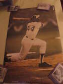 Hank Aaron 1973 Sports Illustrated Poster Non glossy