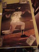Hank Aaron 1973 Sports Illustrated Poster glossy em
