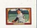 Sandalio Consuegra White Sox #116 1955 Bowman card Signed