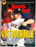 5/13 1991 Roger Clemens Red Sox Sports Illustrated no label newsstand nm