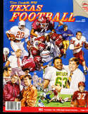 1995 Dave Campbell's Texas Football Yearbook Guide bxdc