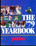 1979 Philadelphia Philles Baseball Yearbook  v1
