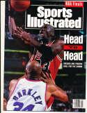 6/21 1993 Michael Jordan Sports Illustrated newsstand nm