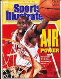 6/17 1991 Michael Jordan Sports Illustrated newsstand nm