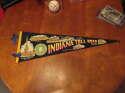 Indiana Toll Road 500 mile race black pennant