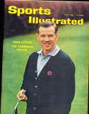 5/14 1962 Gene Littler Golfer Sports Illustrated newsstand nm