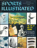 3/28 1960 fly fishing Sports Illustrated newsstand nm