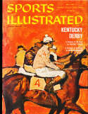 5/2 1960 Kentucky Derby Sports Illustrated newsstand nm