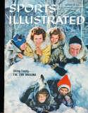 12/14 1959 Tom Watson IBM Sports Illustrated newsstand nm