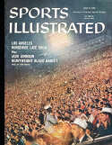 6/15 1959 Los Angeles Dodgers Colliseum Sports Illustrated newsstand nm