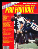 1978 Sports All Stars pro football Roger Staubach Dallas Cowboys em/nm