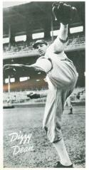 1961  8x10 Photo Dizzy Dean Cardinals