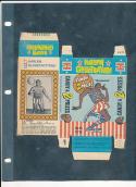 1971 Harlem Globetrotters phoenix full candy box set