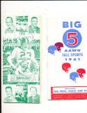1955 Montana football  press media guide em CFBmg1