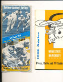 1968 UCLA  football press media guide em CFBmg18