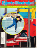 1976 2/2 Sheila Young speed skating olympics Signed Sports Illustrated