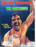 1981 5/4 Gerry Cooney Boxing Signed Sports Illustrated em label