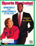 1984 12/24 Mary Lou Retton Sportsman  Newsstand Signed Sports Illustrated