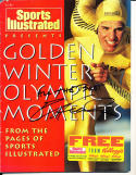 Eric Heiden Olympics Signed Sports Illustrated presents no label