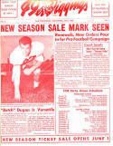 8 1958-1967 49ers Diggings newsletter program