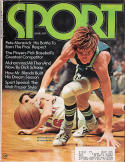 Label Sports Magazine March 1971 - Atlanta Hawks - Pete Maravich