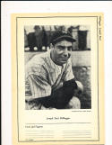 1946 sports Exchange 2603 series 7 set (9 cards) Joe Dimaggio