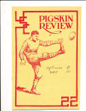 October 14, 1922 USC vs Arizona Football Program (3rd meeting!)